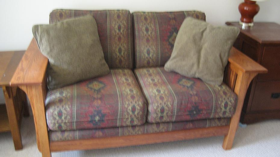 Mission Style Furniture Sofa Stickley Sleeper Sofa Arts